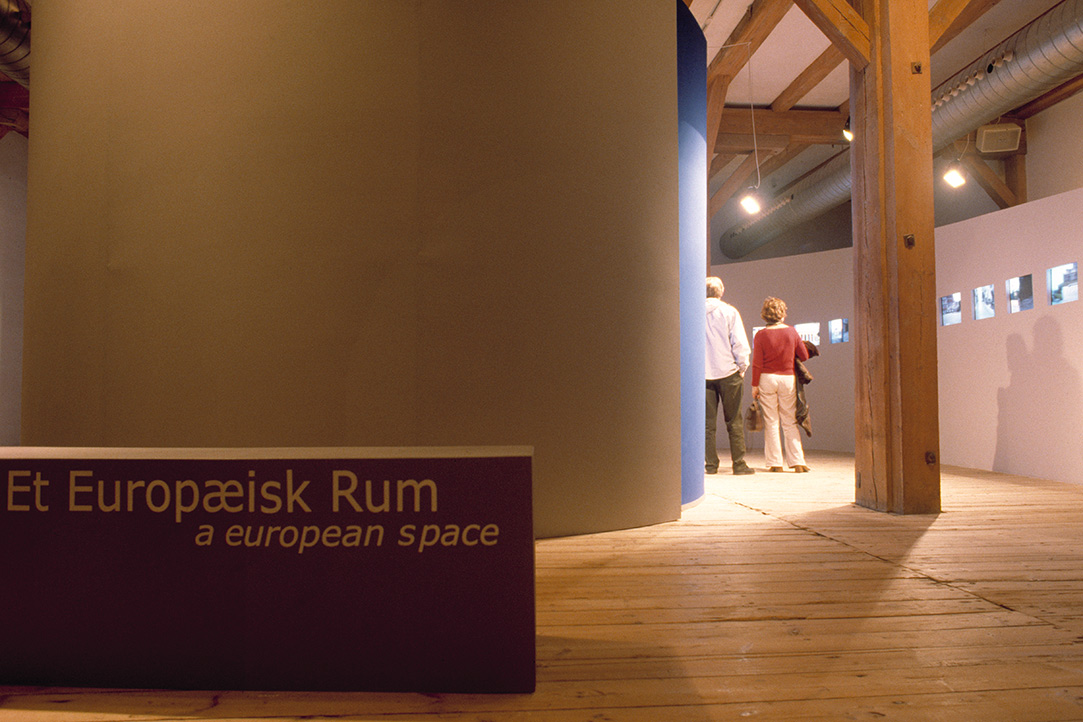 A European Space, Stine Berger