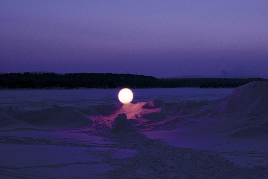 Light Object, Stine Berger