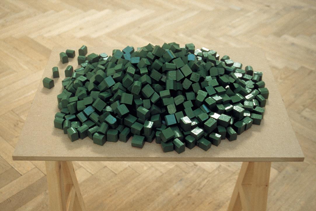 Monopoly Landscape, Stine Berger