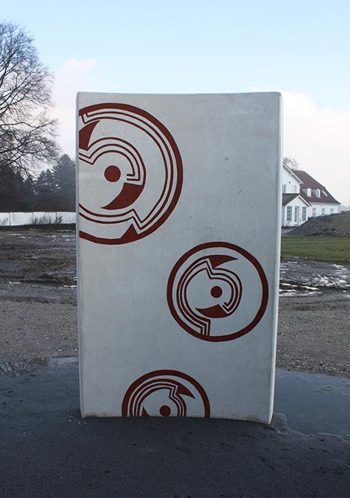 Unicef Monument, Stine Berger