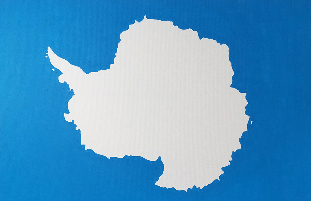 Antarctica by Stine Berger
